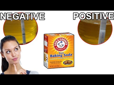 Pregnancy Test With Baking Soda Homemade Pregnancy Tests Part