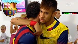 Neymar Jr ● First Match for Barcelona ● HD #Neymar