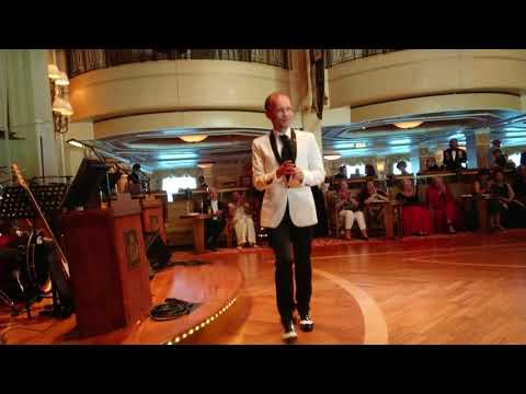 Cunard Queen Victoria Commodores Cocktail Party 13.8.17