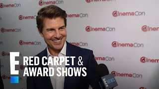 """Tom Cruise Talks Filming """"Mission: Impossible - Fallout"""" 