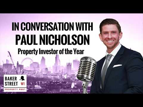 #158 In Conversation with Paul Nicholson - Property Investor of The Year