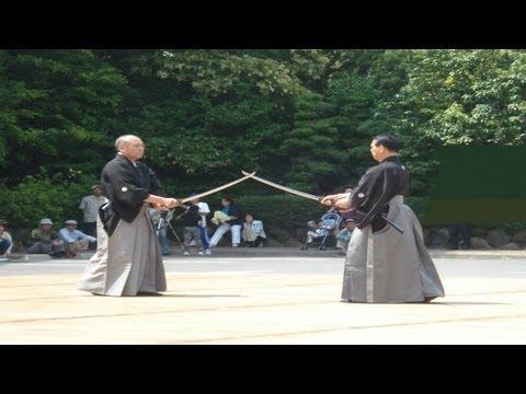 Practice Martial Arts in Japan??