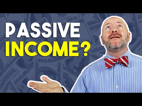 Passive Income Definition and 18 Passive Income Streams Ranked