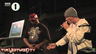 Handicap Match - Eminem vs Justin Bieber - freestyle rap on Westwood TV - Genesis XYZ