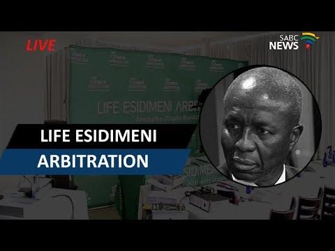 Life Esidimeni Arbitration Hearings, 22 January 2018