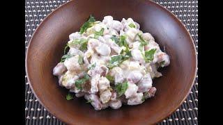 Потрясающе Вкусный Салат Такой никогда не приедается Новогодний салат 2020