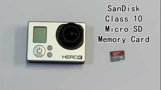 How long can I record for with a 64GB MicroSD card? GoPro HERO3 Black Edition (Protune OFF)
