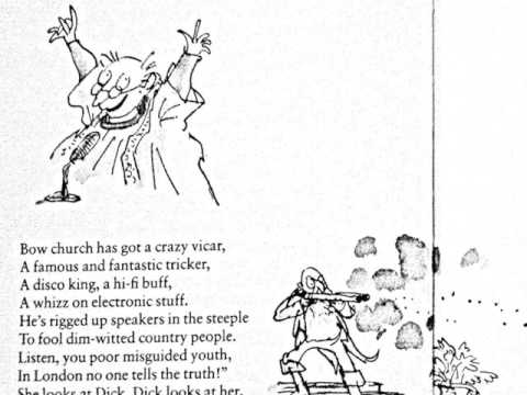 Dick Whittington And His Cat – From Roald Dahl
