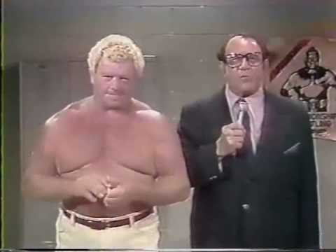 70s WWA Dick The Brusier Interview Westling