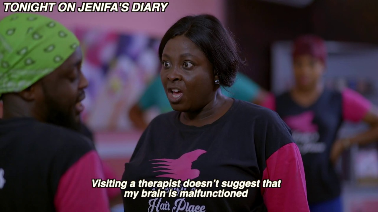 Download Jenifa's diary Season 16 Episode 7- Now Available on SceneOneTV App/ www.sceneone.tv