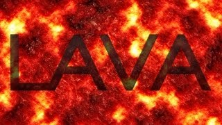 Create a Lava Texture | Photoshop Tutorial
