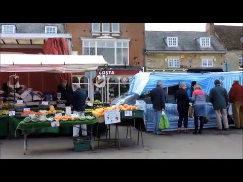 #Olney Market and Town#Buckinghamshire