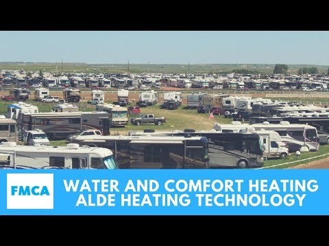 Alde Heating Technology for Motorhomes
