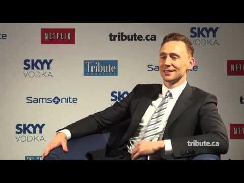 Tom Hiddleston Interview • Solo gli amanti sopravvivono (Only Lovers Left Alive)
