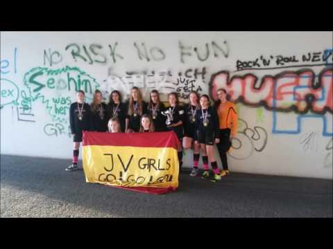 Frankfurt International School - 2014 SCIS Tournament - JV Girls Soccer - Champions