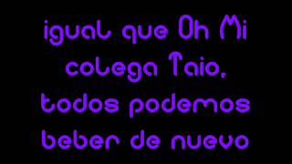 Hangover - Taio Cruz Feat Florida Sub Español - ESPAÑA.wmv