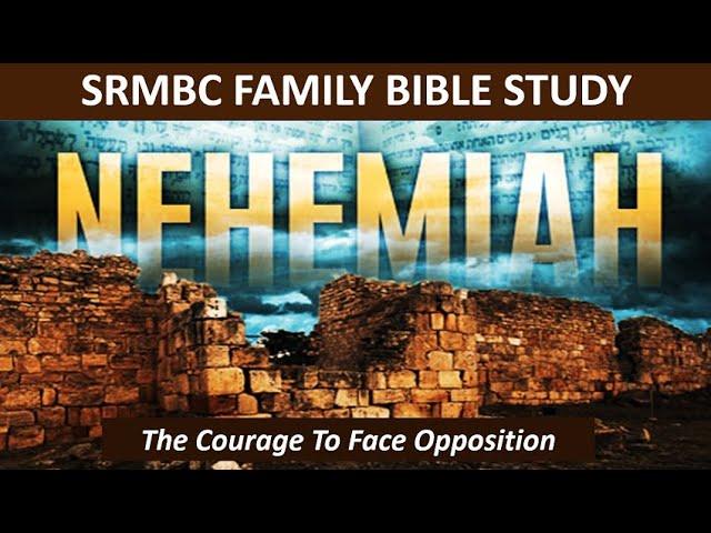 SRMBC Bible Study 06022021