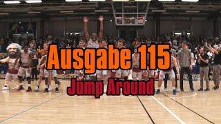 NINERS360 Ausgabe 115 - Jump Around | NINERS Chemnitz vs. RheinStars Köln - 75:67
