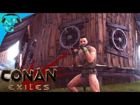The Ballad of Baby Dick the Angry - Conan Exiles - Isles of Siptah E1 |