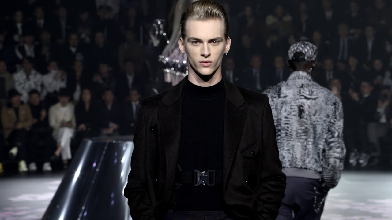 43af575eec1c Pre-Fall 2019 Men's Show - The Show Video - YouTube