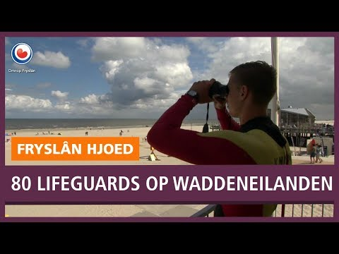 REPO: Lifeguards op de waddeneilanden