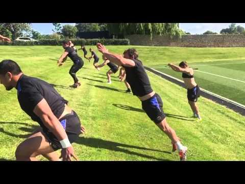 Bath Rugby Speed Works