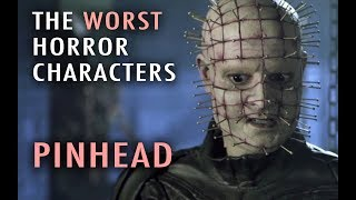 2. Pinhead (The Next Top 5 Worst Horror Characters)