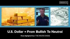 The Macro Show Highlights: U.S. Dollar → From Bullish To Neutral