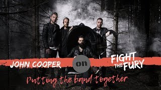 Skillet's John Cooper on Finding the Band Members for Fight The Fury