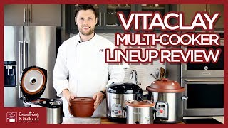 VitaClay Review - Clay Pot - Best Rice Cooker, Yogurt Maker, or Slowcooker