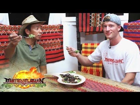 Matanglawin: Traditional Kalinga Dishes