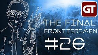 Thumbnail für The Final Frontiersmen - SciFi Pen & Paper - Folge 26: Heilige Raumfahrtsmission