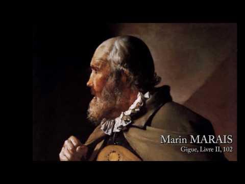 Pièces de Violes du Livre II, Marin Marais