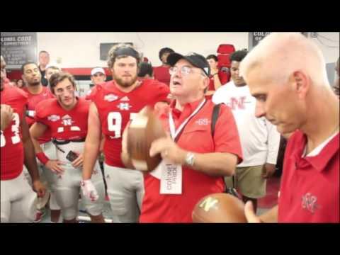 2015 Nicholls Football Highlight Video!