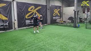 쇼케이 스포츠 베이스볼 액션트레이닝볼 수비 연습