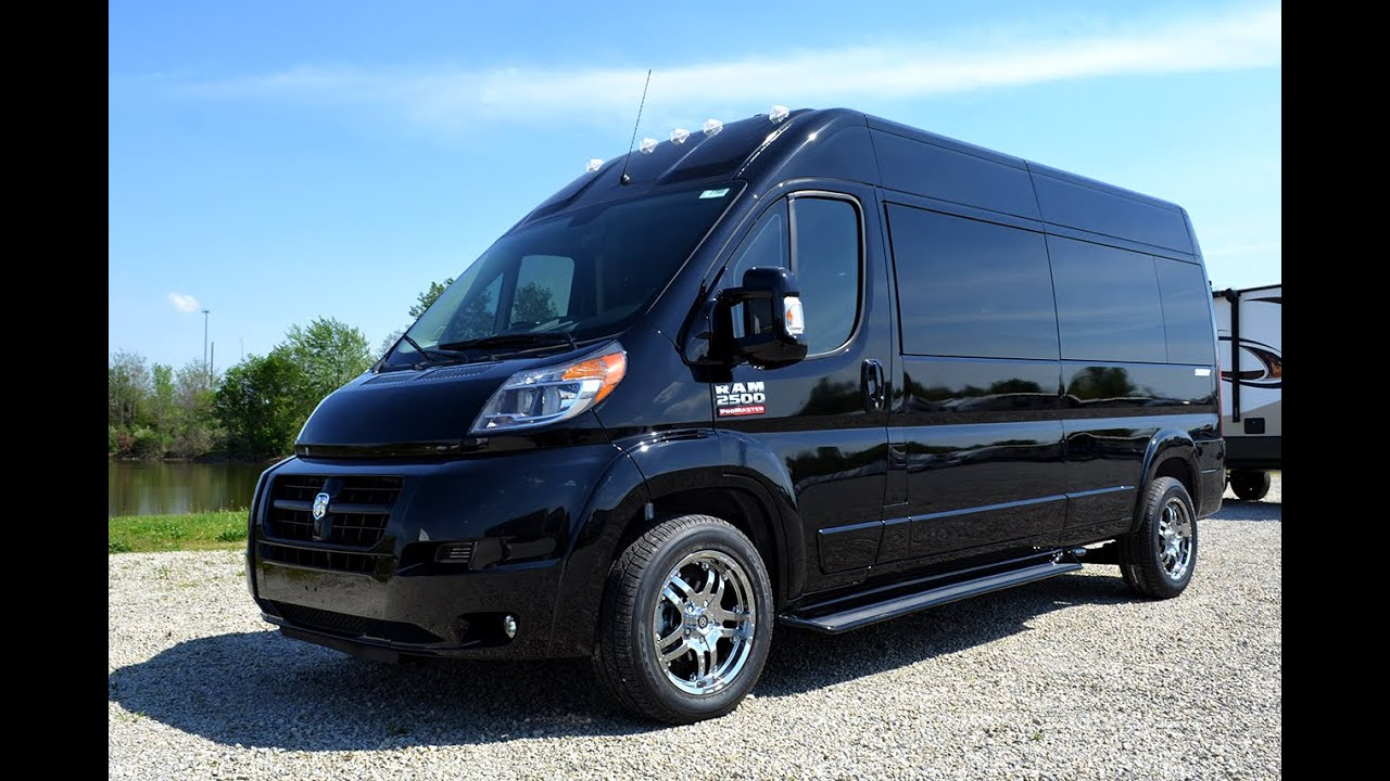 2015 ram promaster 9 passenger high top conversion van by sherry vans walkthrough 27300t youtube. Black Bedroom Furniture Sets. Home Design Ideas