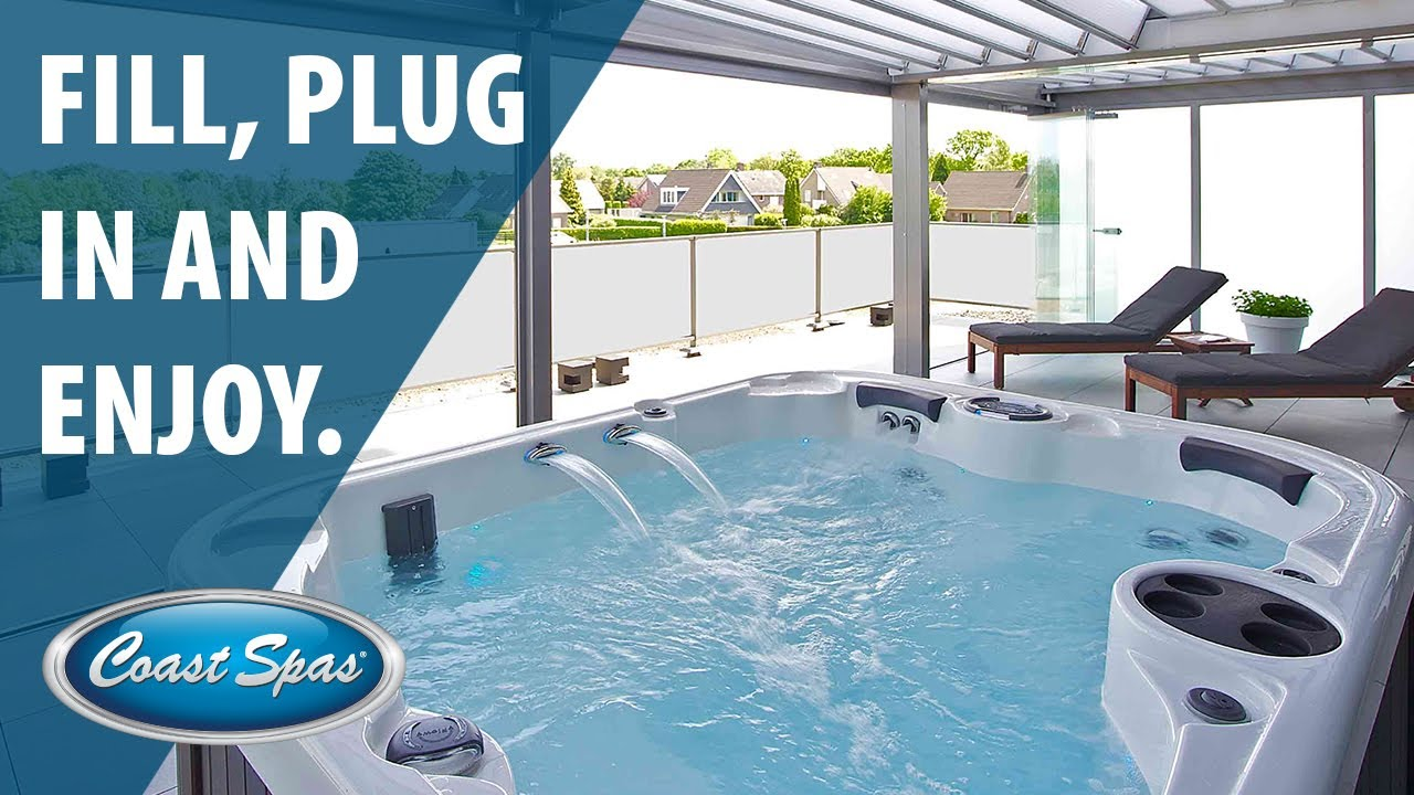Coast Spas® Patio Spas