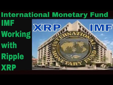IMF Ripple XRP Mass Adoption. International Monetary Fund IMF. Federal Reserve .. CKJ Crypto News