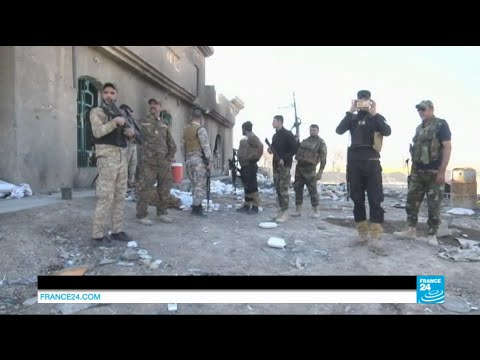 Iraq: On the frontline with the Iraqi soldiers fighting IS in the Al-Anbar province