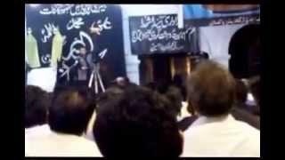 Zakir Molana Asif Raza Alvi  Imam Hussain