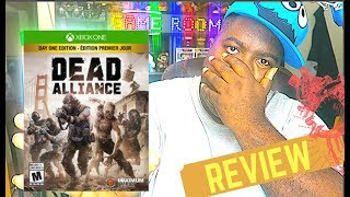 Dead Alliance Review (Xbox One)  Keeping it real