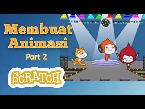 Tutorial Programming Scratch : Membuat Animasi Cerita Pendek Bagian 2