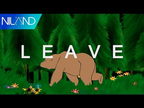 Niland - Leave - [Official Lyric Video]