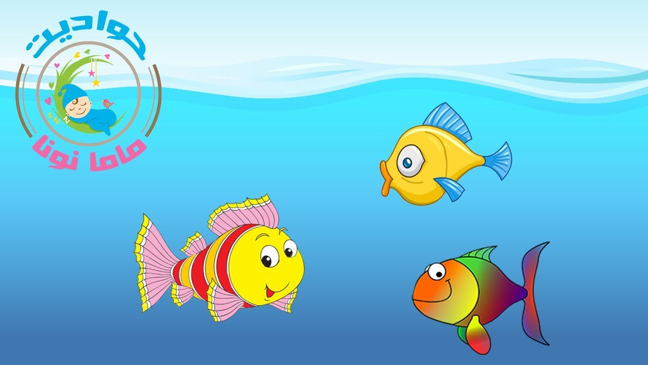 كرتون السمكه