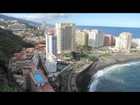 Puerto de la Cruz Tenerife December 2014