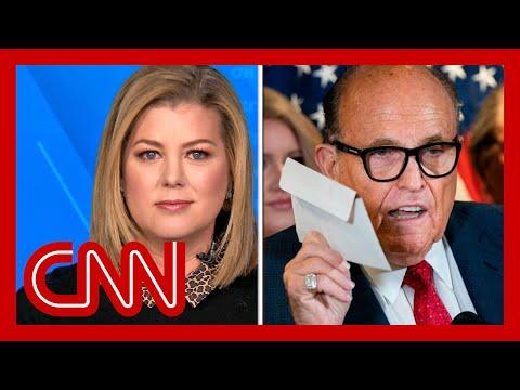 Keilar explains why CNN didn't air Giuliani's 'bananas' briefing