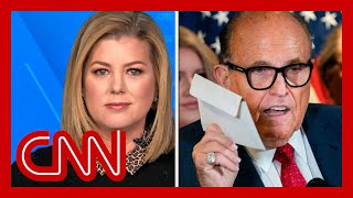 Keilar explains why CNN didn't air Giuliani's 'bananas' briefing