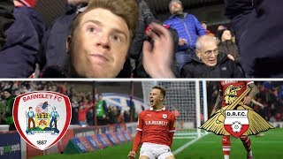 Barnsley 1 Doncaster Rovers 1 | Well That Was....? | Matchday Vlog#23