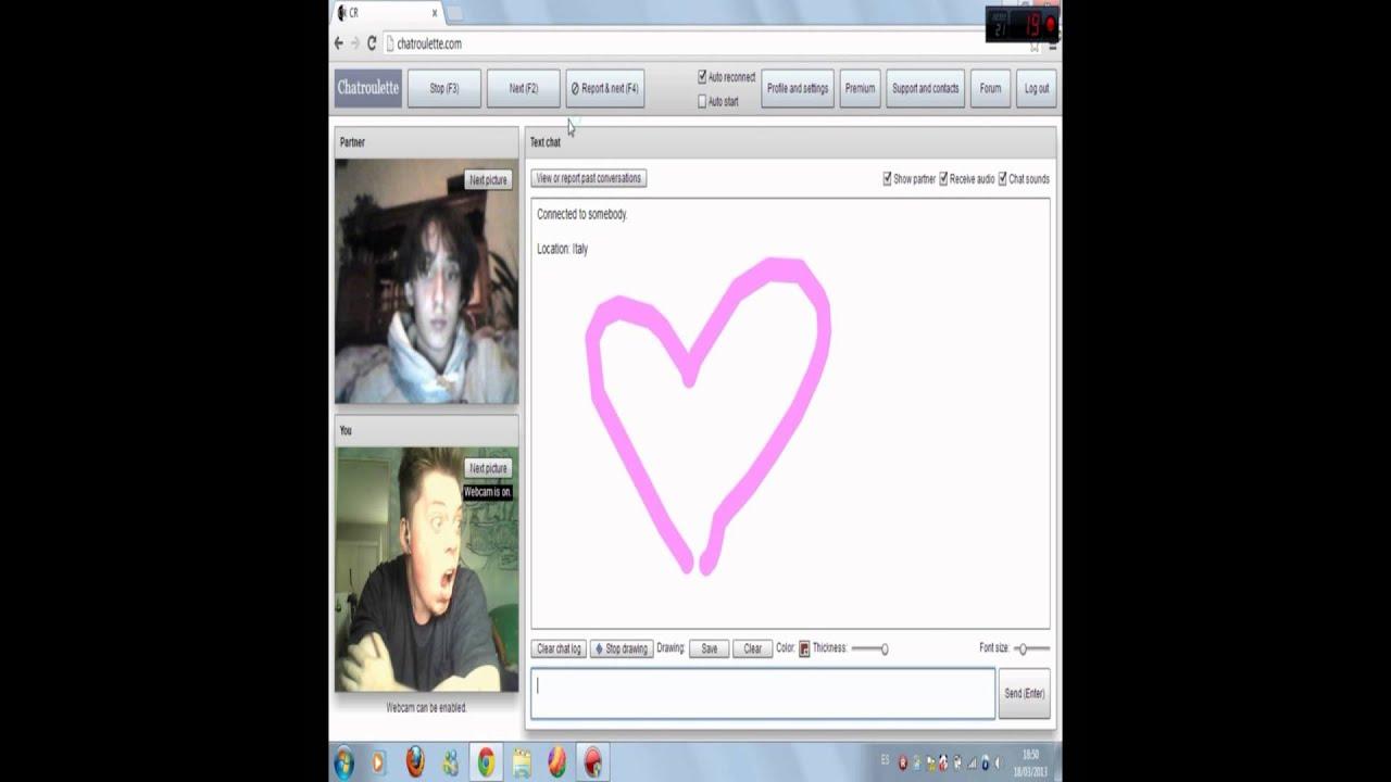 Webcam chat chatrollet
