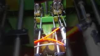 Aisen Four axis flange/hexagon nut tapping machine
